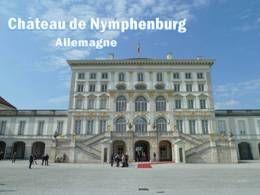Château de Nymphenburg Allemagne