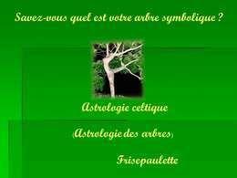 Astrologie des arbres