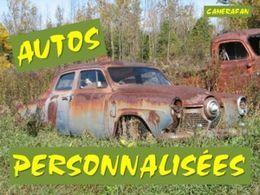 Diaporama Autos personnalisées