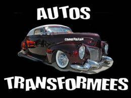 Autos transformées