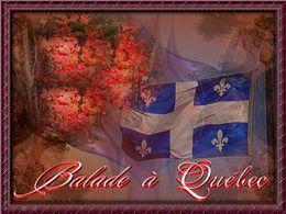 Balade à Québec