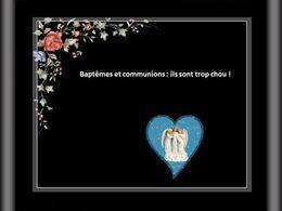 Baptêmes et communions