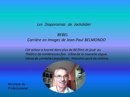 Diaporama hommage: Bebel carrière de Jean Paul Belmondo