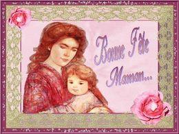 Diaporama Bonne fête maman