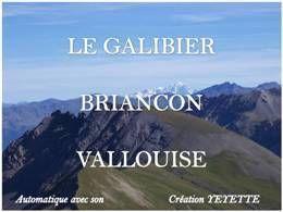 PPS nature: Galibier Briançon Vallouise