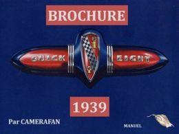 Brochure Buick 1939