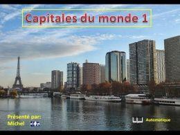 Capitales du monde 1