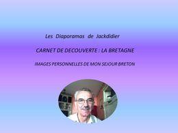 Carnet de découverte la Bretagne 1