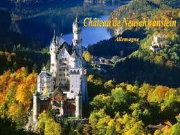 Châteaux de Neuschwanstein