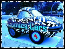 Comic's cars 1