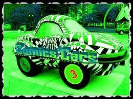 Comic's cars 3