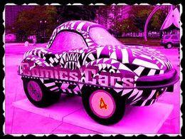 Comic's cars 4