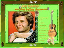 Joe Dassin ses plus belles chansons