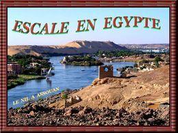 Escale en Egypte