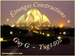 Étranges constructions