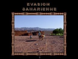 Évasion saharienne Maroc 2