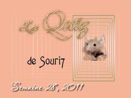 Fabienne quiz sem28 2011