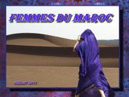 Femmes du Maroc
