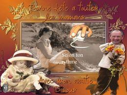 Diaporama Fête des mères 2011