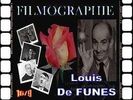Filmographie de Funès