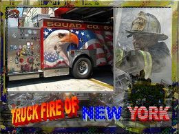 Fire engines of New York