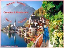 Hallstatt en Autriche