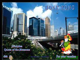 Diaporama voyage à Hong Kong
