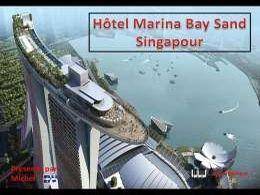 Hôtel Marina Bay Sand Singapour