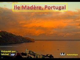 Ile de Madère au Portugal