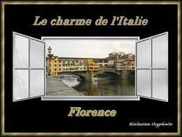 Italie Florence