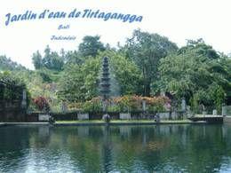 Jardin d'eau de Tirtagangga Bali