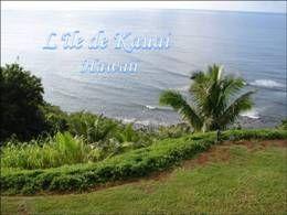 L'île de Kauai Hawaii