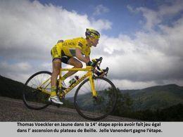 La grande boucle le tour de France