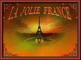 Un pps voyage en France avec Jolie France