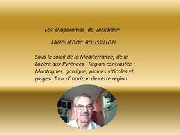 Un diaporama voyage sur Le Languedoc Roussillon