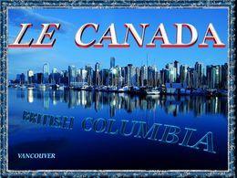 Diaporama voyage: Le Canada British Columbia