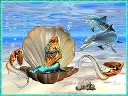 Le fond des mers