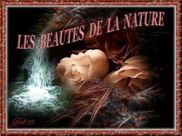 Les beautés de la nature