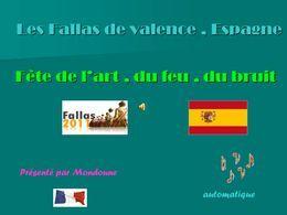 Les Fallas de Valence