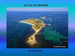 Les iles de Bretagne