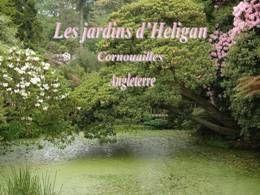 Les jardins d'Heligan en Angleterre