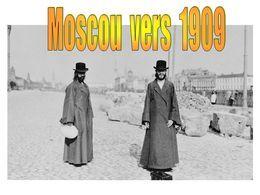 Moscou en 1909