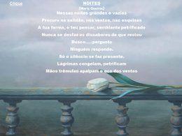 Diaporama poème: Noites