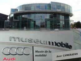 Musée de la mobilité Audi