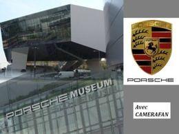 PPS voitures: Musée Porsche