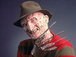 Diaporama peur Joues avec Freddy