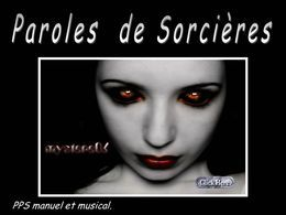 Paroles de sorcières