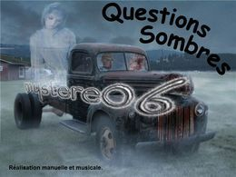 Questions sombres