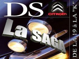 Nouvelle DS Citroën