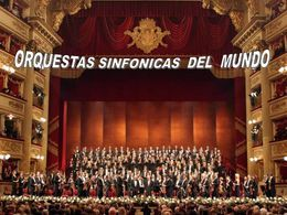 Orquestas sinfonicas